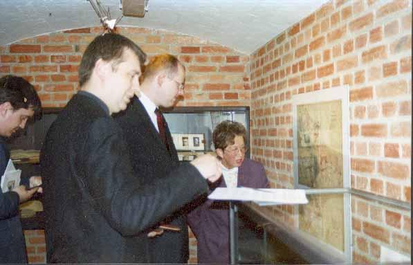 "Wystawa ""100 lat archiwum"""