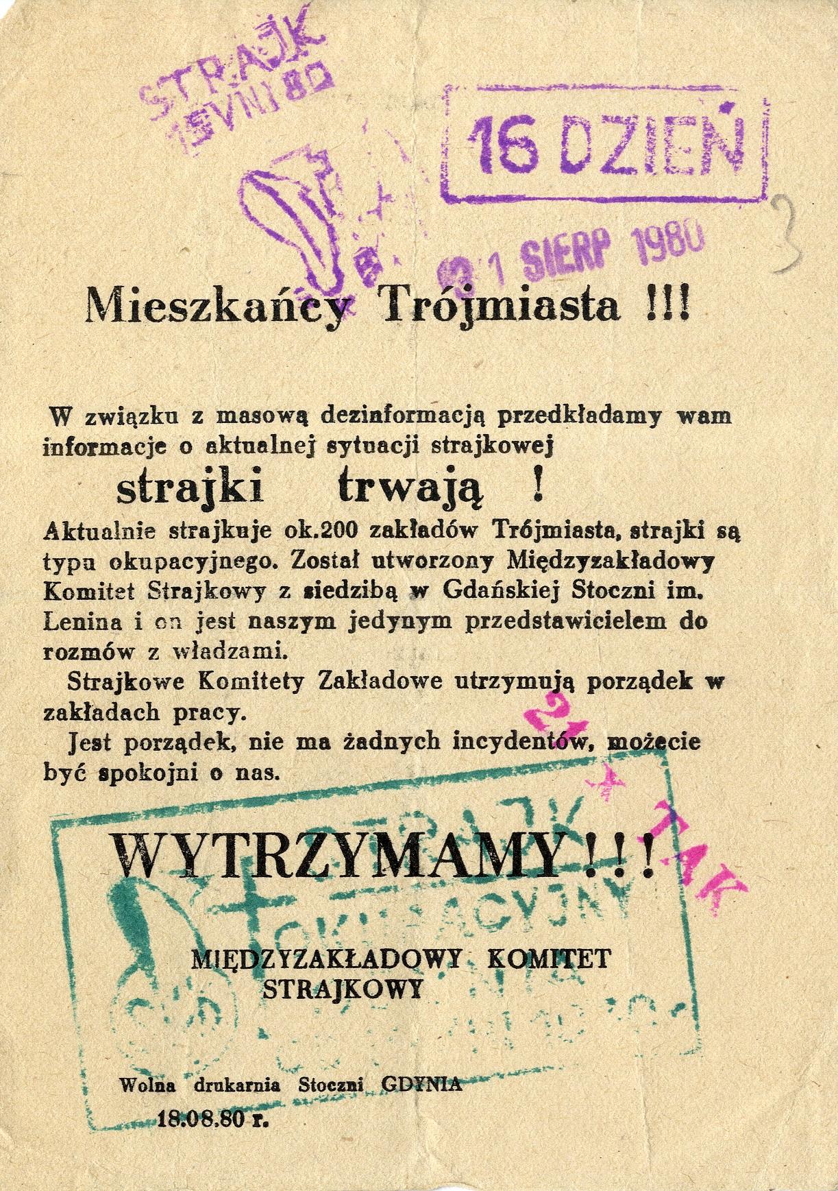 Z Archiwum Solidarności - Solidarity Archives