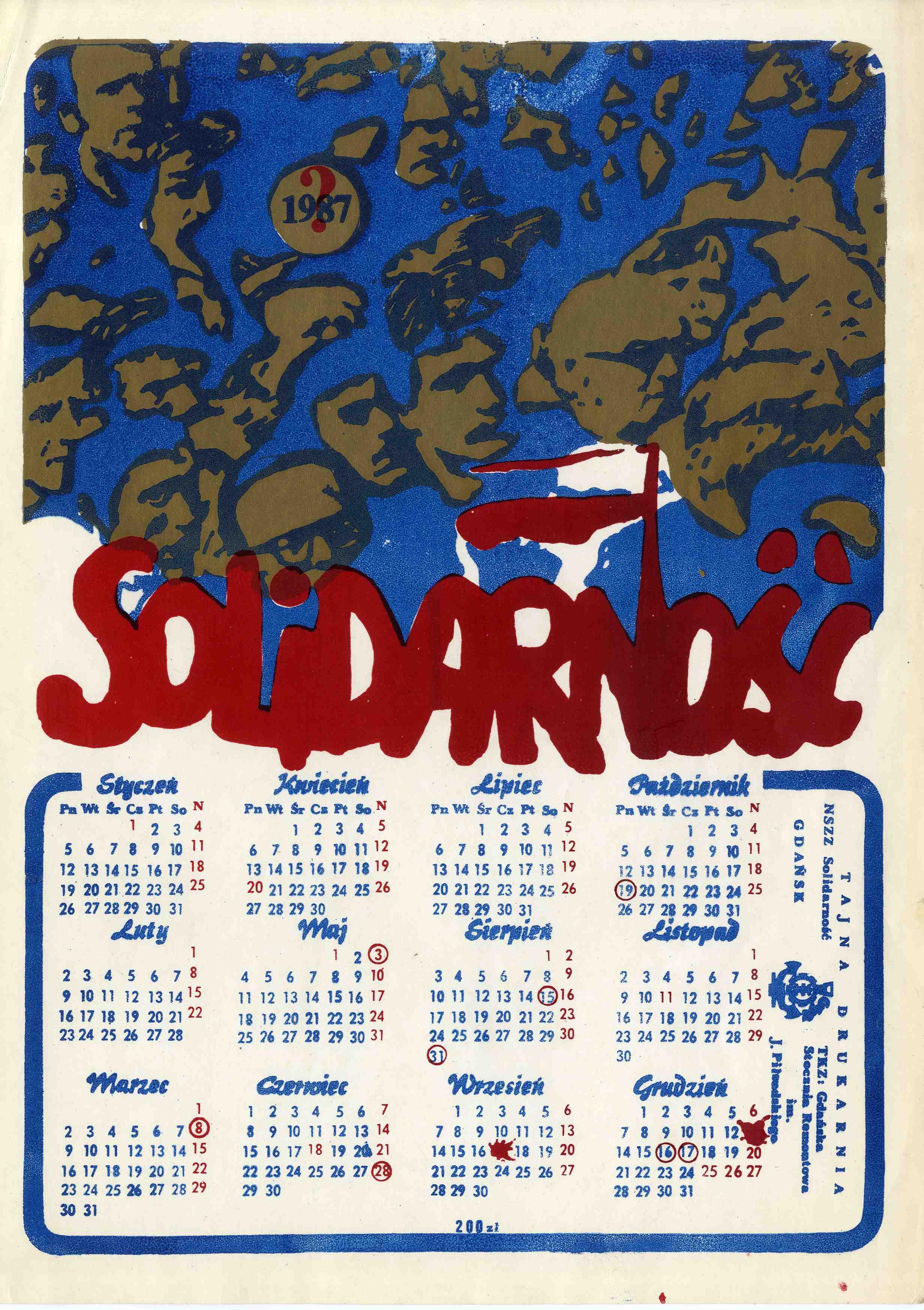 Kalendarze Tajnej Drukarni