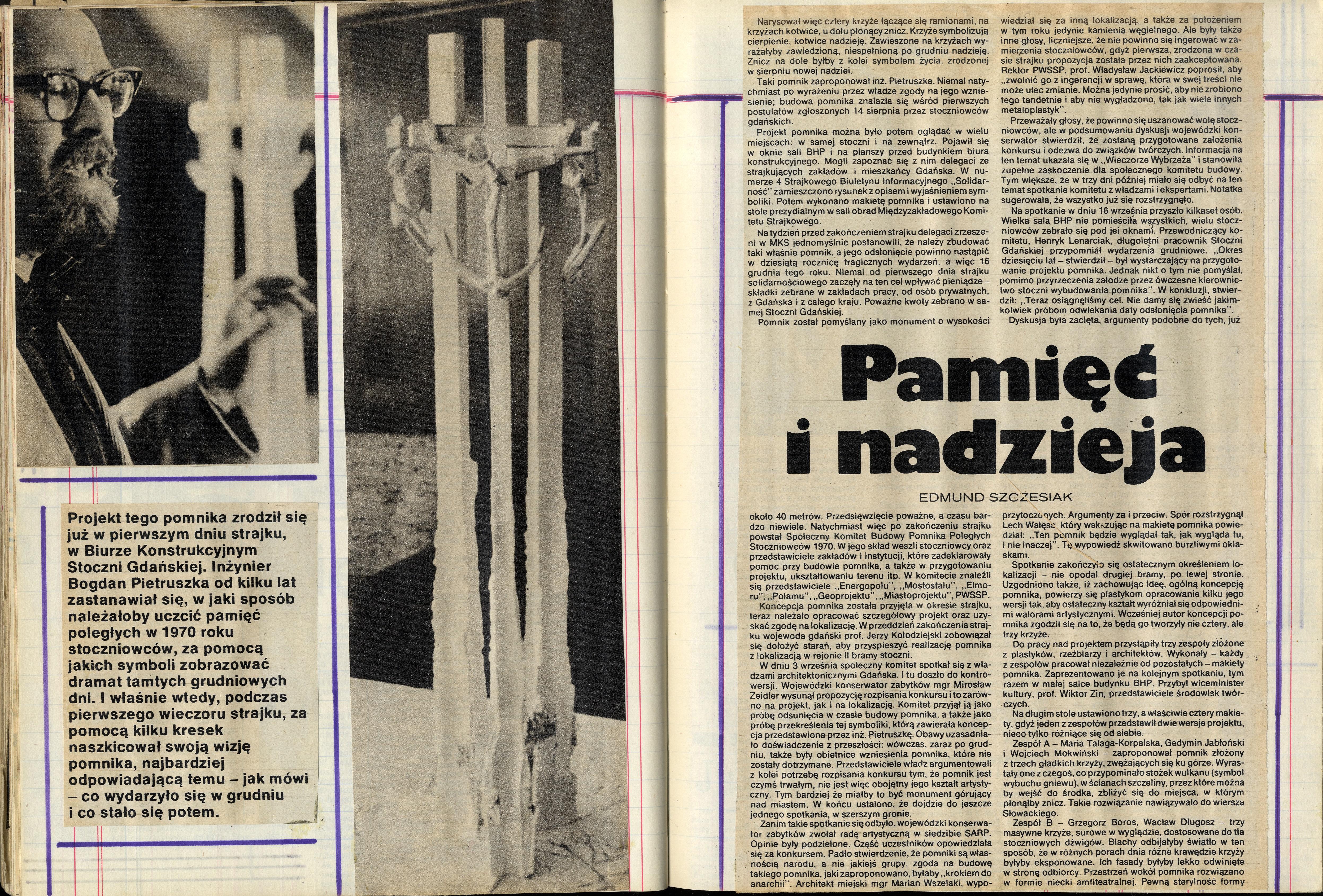 Wycinki prasowe Aleksandry Dabrowskiej - Petersen