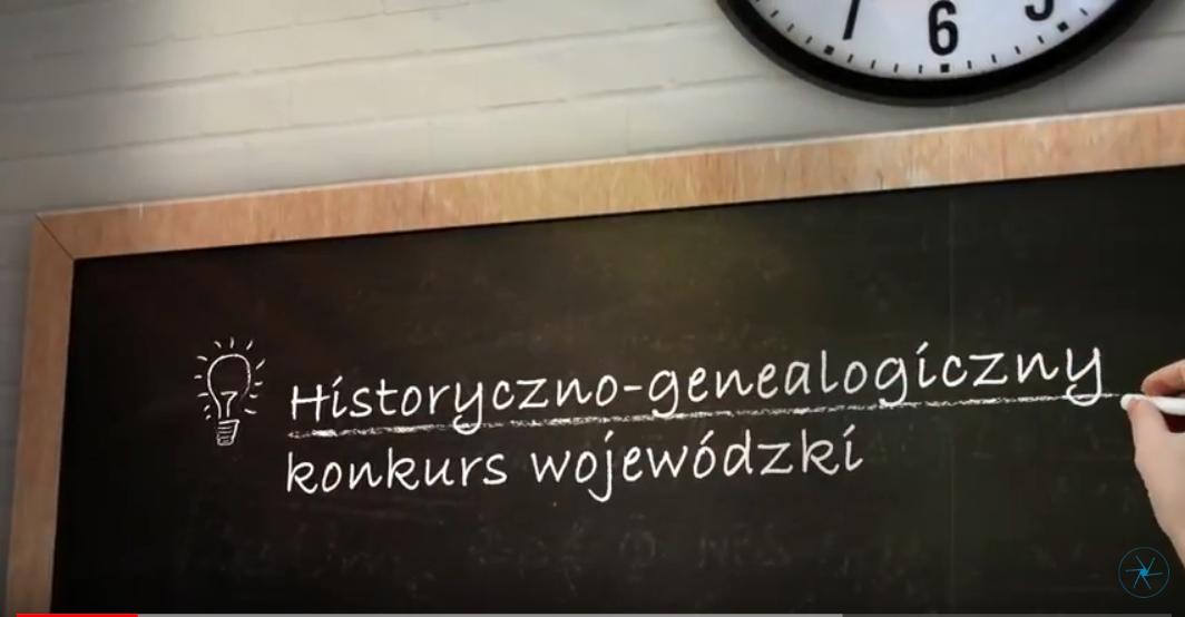 Konkurs historyczno-genealogiczny pod tytułem Poszukiwacze zaginionych przodków