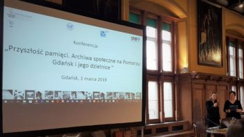 Permalink to: Conferences for community archivists