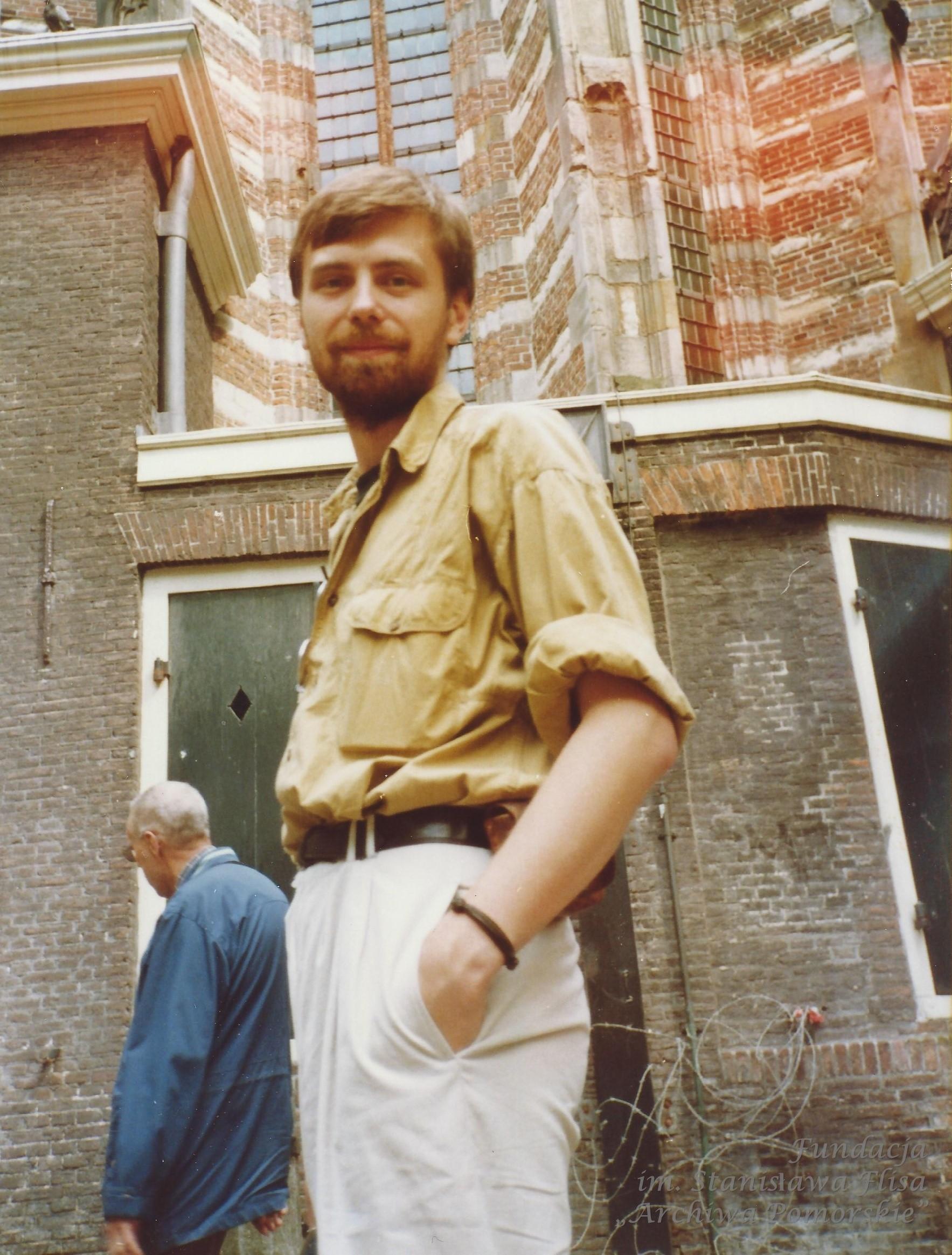 1993 r. W Amsterdamie