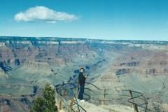 2001 r. W Wielkim Kanionie Colorado