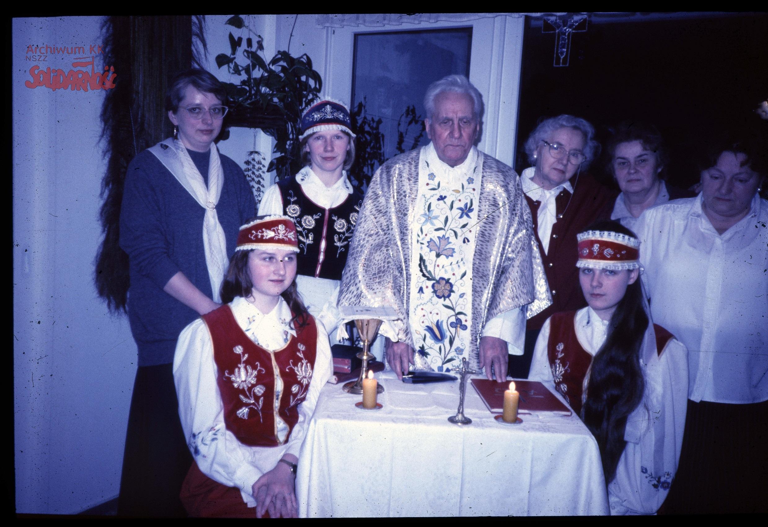 AKKS-347-79-119-003-B Priest Prelate Hilary Jastak