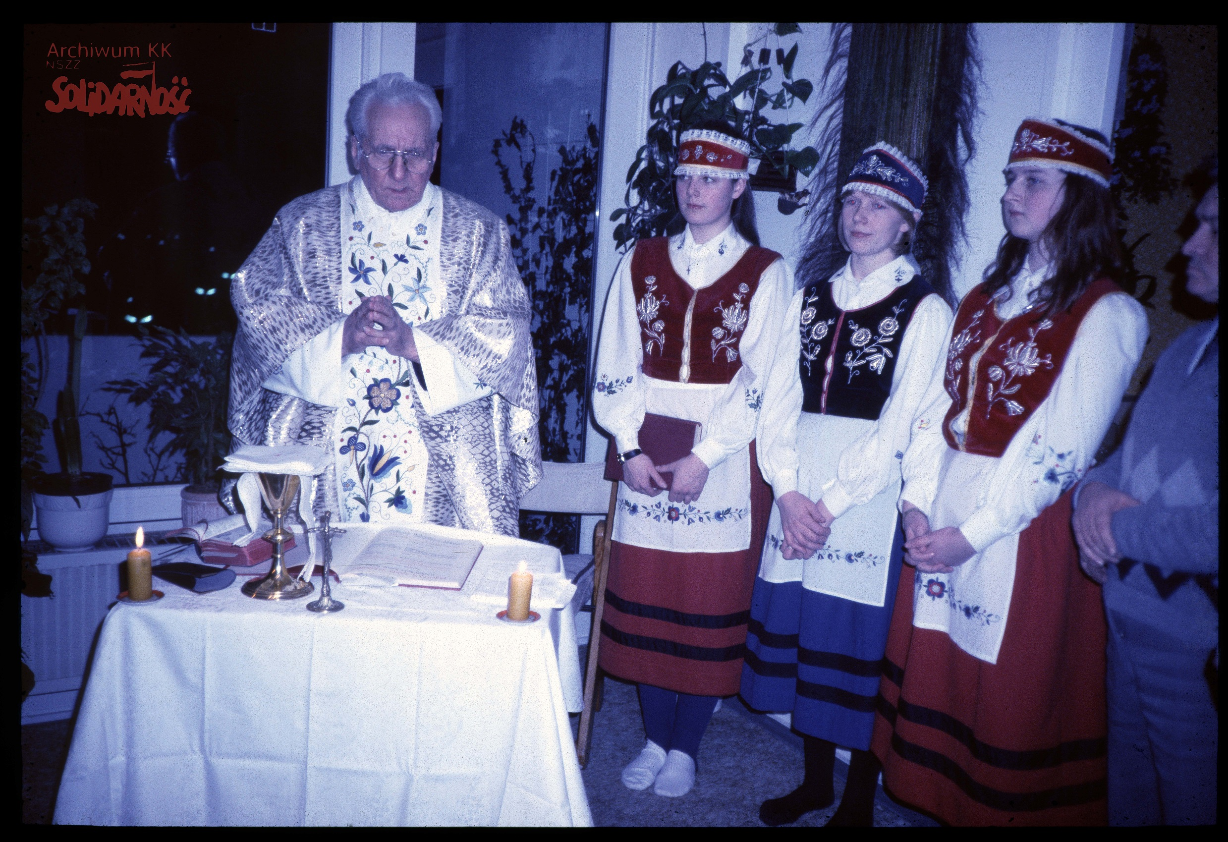AKKS-347-79-119-007-B Priest Prelate Hilary Jastak